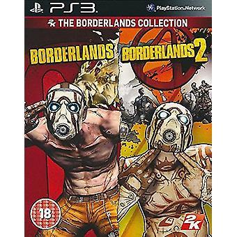 Borderlands 1 en 2-collectie (PS3)