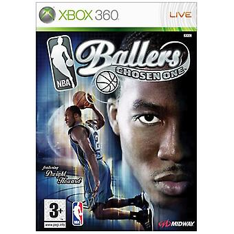 NBA Ballers (Xbox 360)