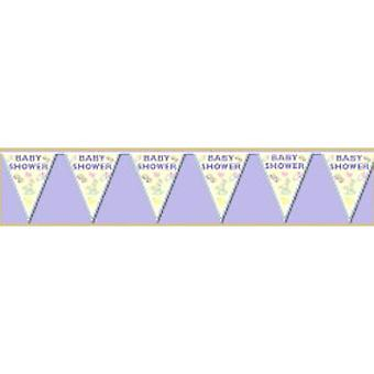 Baby douche Pennant Banner