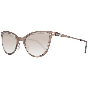 Greater than infinity sunglasses ladies gold
