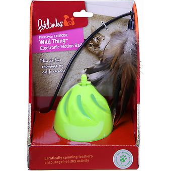 Petlinks Wild Thing Motion Toy-