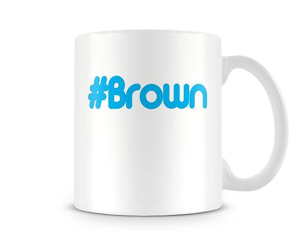 Hash Brown Printed Mug