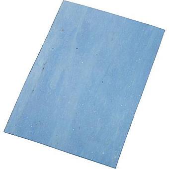 Lacre (L x W x H) 160 x 115 x 1 mm azul Reely Compatible con: Universal 1 PC