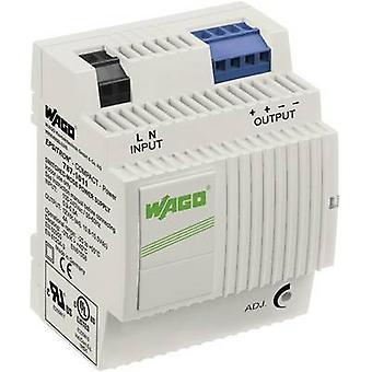 WAGO EPSITRON® COMPACT POWER 787-1011 Rail mounted PSU (DIN) 12 Vdc 4 A 48 W 2 x