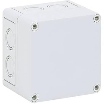 Spelsberg TK PS 1111-9-m Build-in casing 110 x 110 x 90 Polystyrene (EPS) Light grey (RAL 7035) 1 pc(s)
