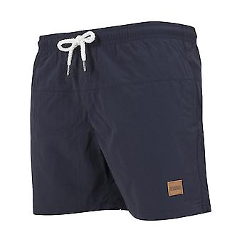 URBAN CLASSICS men's swim shorts swimwear Navy