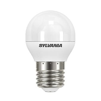 1 x Sylvania ToLEDo Ball E27 V4 5.5W Homelight LED 470lm [energi klasse A +]
