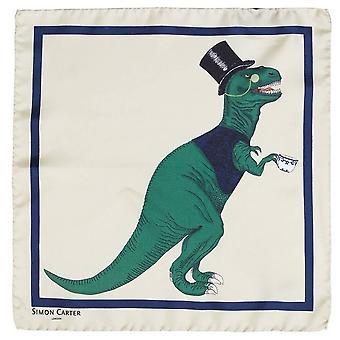 Simon Carter T-Rex Toff placu kieszeni - krem