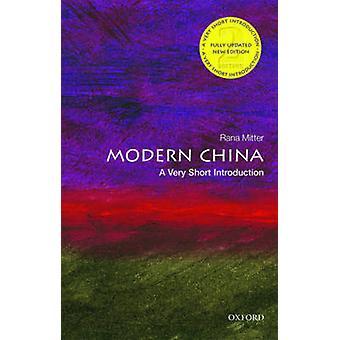 الصين الحديثة--مقدمة قصيرة جداً من رنا Mitter-978019875370