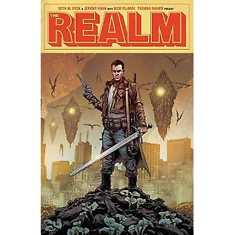 The Realm Volume 1 by Seth Peck - 9781534305014 Book