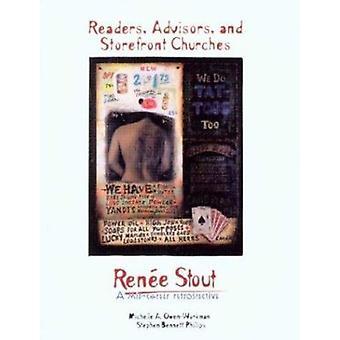 Lecteurs - les conseillers et les églises de devanture de magasin - Renee Stout - un milieu-Caree