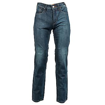 Richa Stone Blue Hammer Motorcycle Jeans