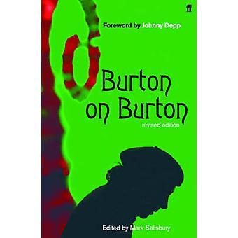 Burton auf Burton (Main) Tim Burton - Mark Salisbury - Johnny Depp