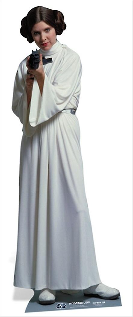 Princess Leia Organa from Star Wars Lifesize Cardboard Cutout / Standee / Standup