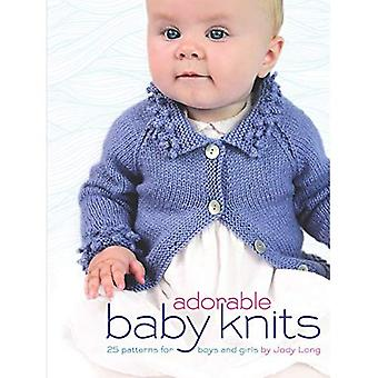 Adorable Baby Knits: 25�Patterns for Boys and Girls