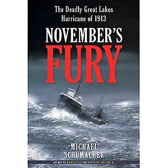 Im November Fury: den tödlichen Great Lakes-Hurrikan von 1913