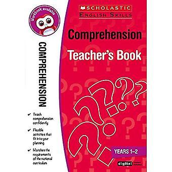 Comprehension Teacher's Book (Years 1-2) (Scholastic English Skills)