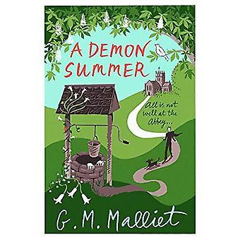 Een Demon zomer (Max Tudor)