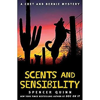 Scents and Sensibility (Chet and Bernie Mystery)