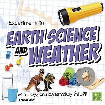 Experiments in Earth Science and Weather with Toys and Everyday Stuff (Fun Science)
