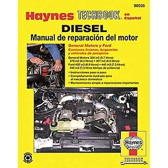 Haynes Diesel Manual de Reparacion del Motor