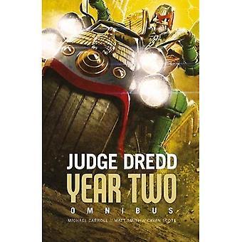Judge Dredd Year Two (Paperback)