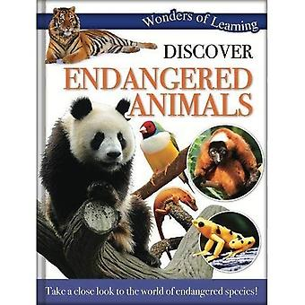 Wonders of Learning - Discover Endangered Animals: Reference Omnibus