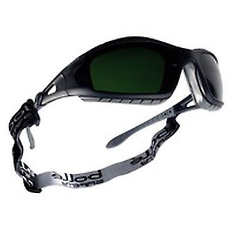 TRACWPCC5 BOLLE TRACKER SPECTACLESWELDING SHADE 5 ANTI-SCRATCH LENS