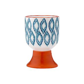 Ladelle Mosaic Painted Ikat Egg Cup