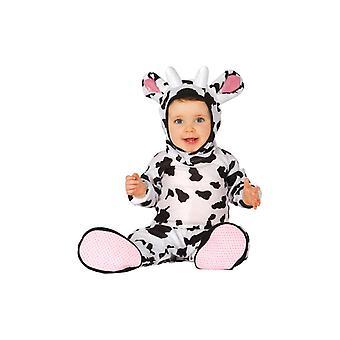 Les tout-petits Cow Farm Animal costumé