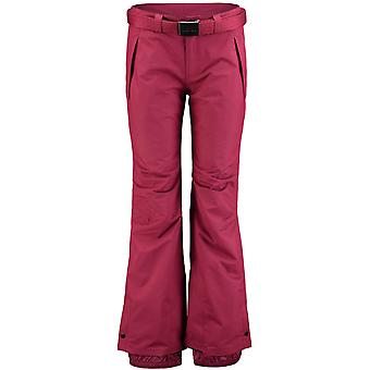 Oneill Passion Red Star Womens Snowboarding Pants