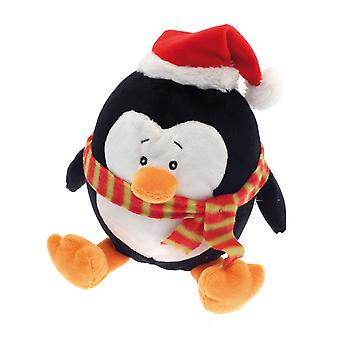 Country Club Christmas Doorstop, Penguin