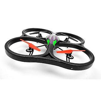 Giocattoli WL V333 modalità Headless 2,4 G 6 assi RC Quadcopter RTF con fotocamera