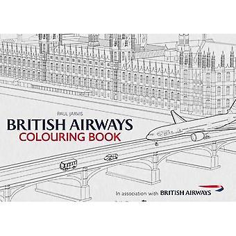 British Airways Färbung Buch