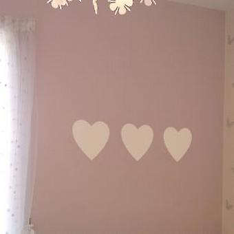 CUORI WALL ART STICKER