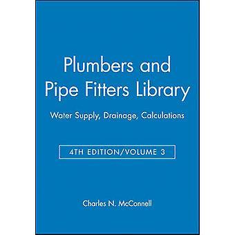 السباكين ومصلح الأنابيب مكتبة إمدادات مياه الصرف حسابات ماكونيل & تشارلز أ.