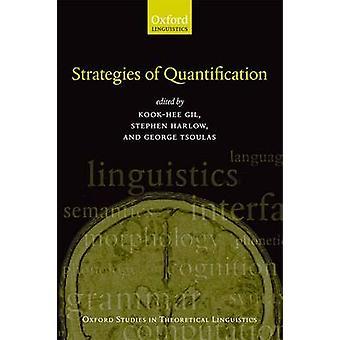 Strategieën van kwantificering door Gil & KookHee