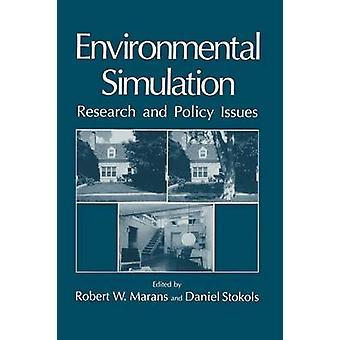 بحوث المحاكاة البيئية وقضايا السياسة العامة التي رو آند مارانس