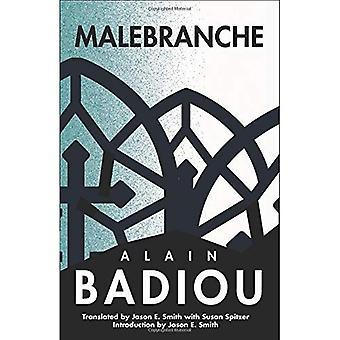 Malebranche: Teologisk figur, at være 2 (seminarer af Alain Badiou)
