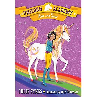 Unicorn Academy #3: Ava et Star (Unicorn Academy)