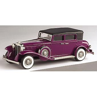 Brooklin BRK 96-1931 MARMON Convertible sedan top op
