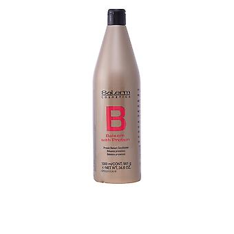 Salerm Balsam With Protein Conditioner 1000ml Unisex New Sealed Boxed