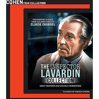 Inspector Lavardin Collection [BLU-RAY] USA import