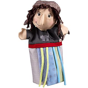 Haba-Hand Puppet Witch-Puppet Show