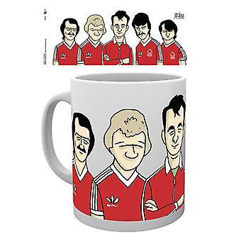 Je crois aux Miracles équipe coffret tasse potable