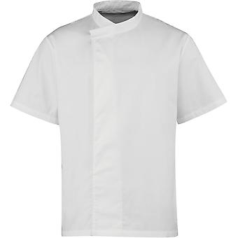 Premier - Culinary Pull-On Chef's Short Sleeve Tnic