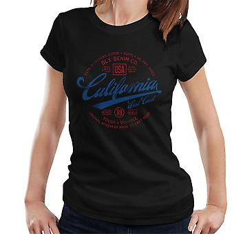 London Banter California West Coast Women's T-Shirt
