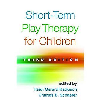 Thérapie de jeu à court terme pour les enfants