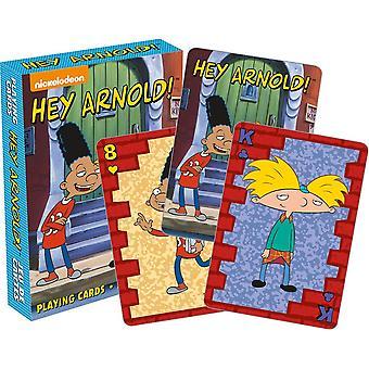 Carta da gioco - Hey Arnold - Poker 52494