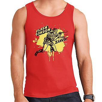 Flash Gordon Ray Gun Zanng Men's Weste